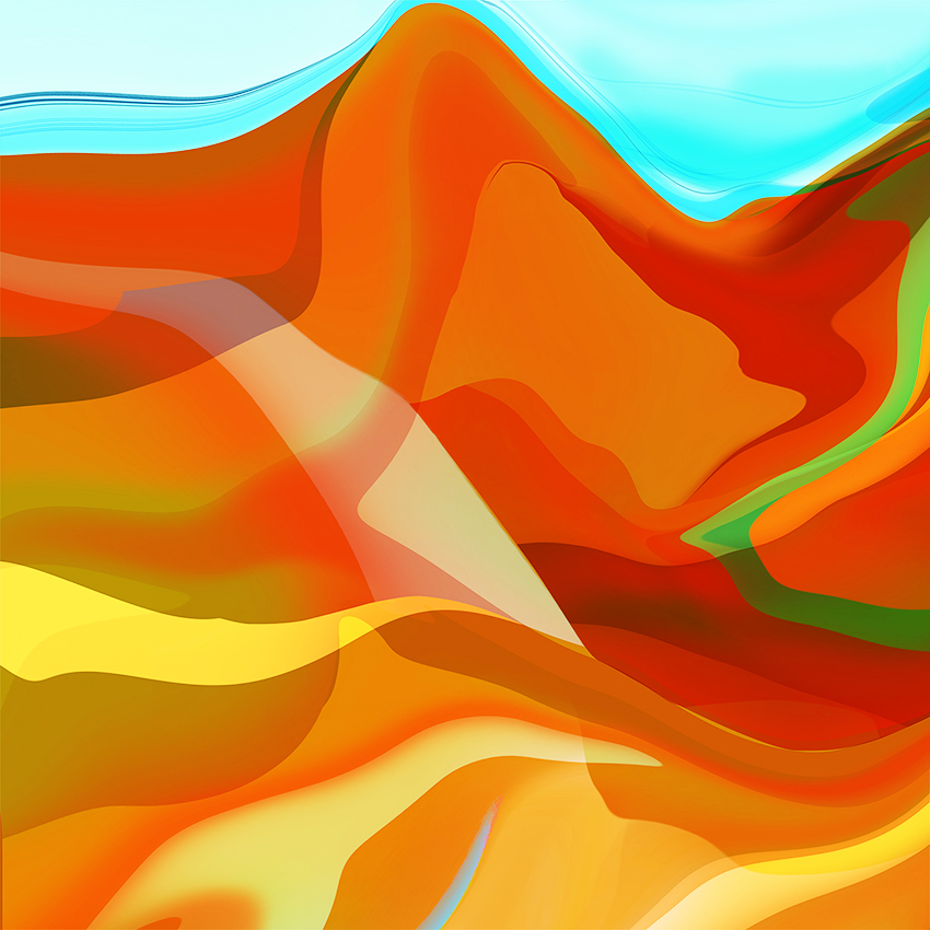 Abstract lanscapes 07