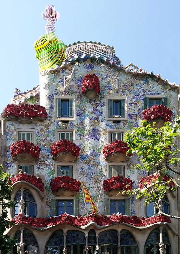 Barcelona Batlló House